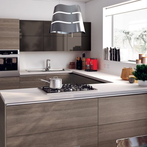 Falegnameria Fellini - Scavolini Rimini - cucina Evolution