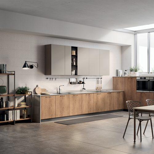 Falegnameria Fellini - Scavolini Rimini - cucina Mood