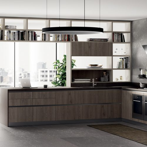 Falegnameria Fellini - Scavolini Rimini - cucina Liberamente