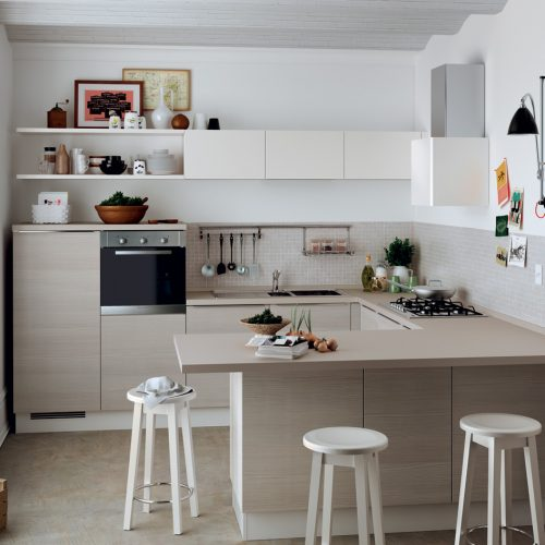Falegnameria Fellini - Scavolini Rimini - cucina Urban & Urban Minimal