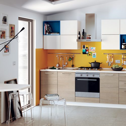 Falegnameria Fellini - Scavolini Rimini - cucina Urban & Urban Minimal
