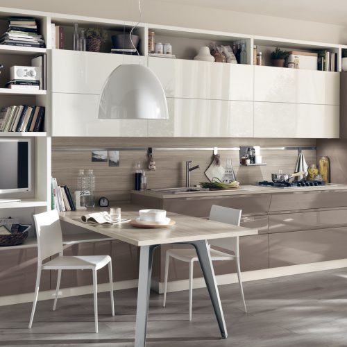 Falegnameria Fellini - Scavolini Rimini - cucina Motus