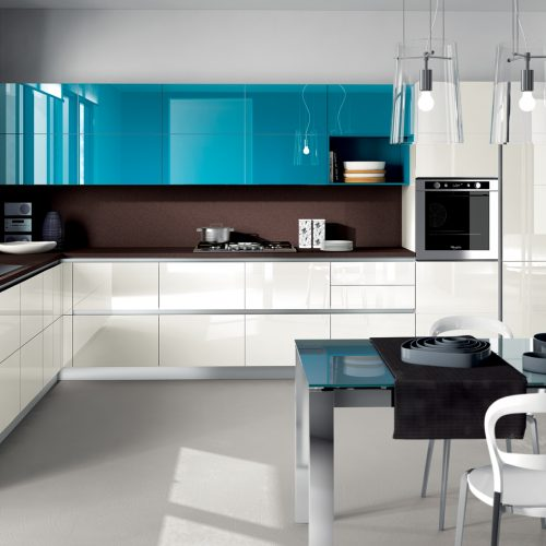 Falegnameria Fellini - Scavolini Rimini - cucina Tetrix