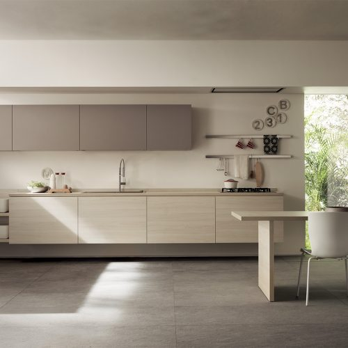 Falegnameria Fellini - Scavolini Rimini - cucina Qi