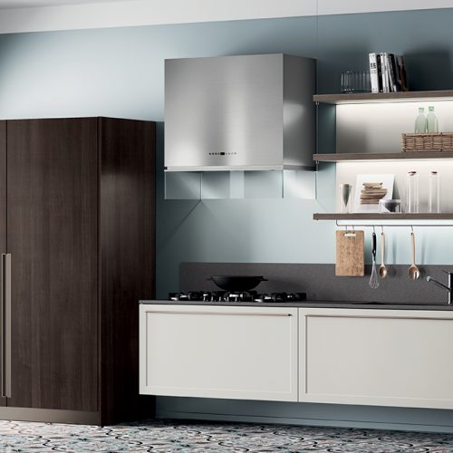 Falegnameria Fellini - Scavolini Rimini - cucina Carattere