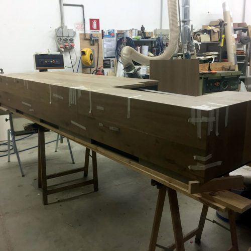 Arredamento su misura - work in progress